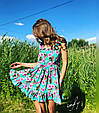 Платье с рюшами на плечи , фото 3
