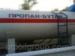Сжиженный автомобильный газ СПБТ