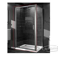 HUPPE душевая дверь Huppe X1 90x190 стекло прозрачное, распашная (140703069321)