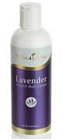 Увлажняющий лавандовый лосьон для рук и тела Lavender Hand & Body Lotion Young Living 245г