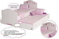 Детская кровать Advesta классик Fair Фея 160х90 см