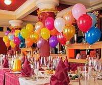 Воздушные шарики на праздник