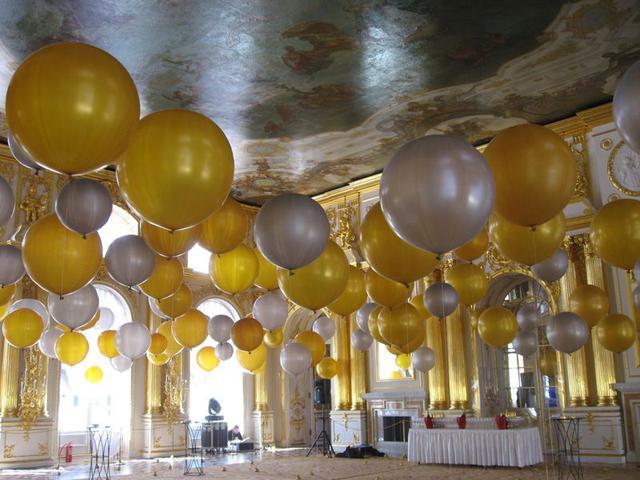 Воздушные шарики на праздник в Днепре