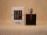 Carolina Herrera - CH Men (2009) - Туалетная вода 100 мл (тестер) - Старая формула аромата 2009 года