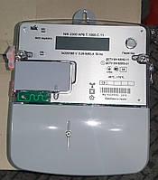 Двухтарифный трехфазный электронный счетчик NIK 2300.AP6T.1000.C.11