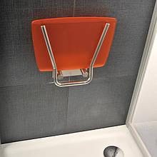Сидіння для ванної кімнати Ravak Ovo B orange