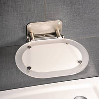 Сидение для ванной комнаты Ravak Chrome CLEAR/WHITE
