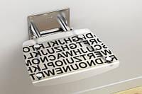 Сидение для ванной комнаты Ravak Ovo B Decor-Text