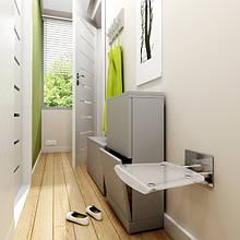 Сидіння для ванної кімнати Ravak Ovo B opal