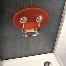 Сидіння для ванної кімнати Ravak Ovo P orange