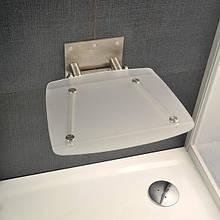 Сидіння для ванної кімнати Ravak Ovo B clear
