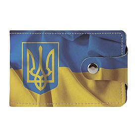 Візитниця 2.0 Fisher Gifts 01 Громадянин України (еко-шкіра)