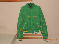 Куртка зеленая бомбер на мальчика Denim, фото 1