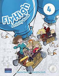Fly High 4 Workbook + CD-Rom