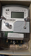 Двухтарифный счетчик с радио модулем  НИК 2102-01.Е2МСТР..1, фото 1
