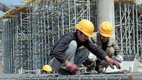 Требуются на работу строители, монтажники, бетонщики, подсобные