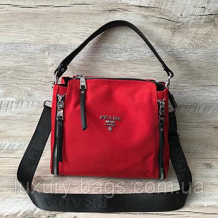 Женская стильная сумка PRADA Прада  продажа, цена в Одессе. женские ... 4836637ccf4