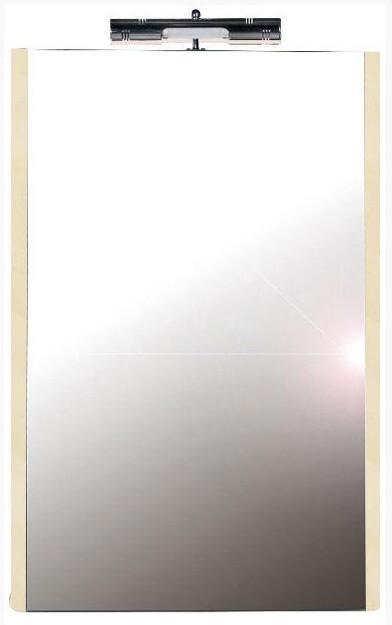 Зеркало с подсветкой Ravak Rosa M 560 береза/белый