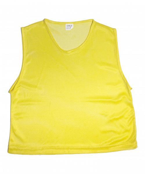 Манишка CHILD детская желтая (47*52 cm)