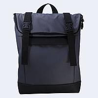 Серый рюкзак Rolltop medium, фото 1