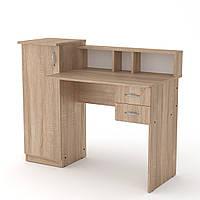 """Компьютерный стол  с пеналом и ящиками """"Пи-пи-1"""""""