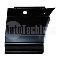 Панель кузова, левая нижняя Sprinter W906 / Crafter ориг номер: 906 637 54 09