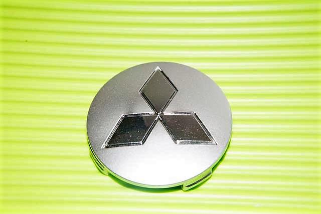 Колпачки  заглушки на диски Mitsubishi Мицубиши (81мм) MR992254