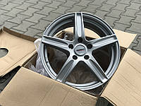 Диски новые Dezent L 5/115 R17 7J ET43 DIA70.2 silver Opel Astra J (1.7 cdti, 2.0 cdti)