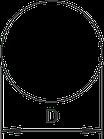 5021480 Круглий провідник з міді (катанка) RD 8-CU OBO Bettermann (Німеччина), фото 2