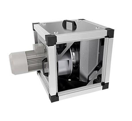 Кухонний вентилятор Systemair MUB/T-S 042 400E4