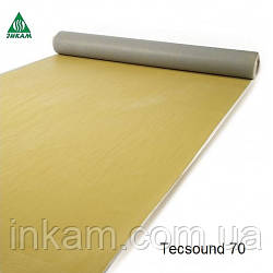 Звукоизолирующий материал 3.8мм Tecsound 70 (1,22х5,00м)