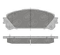 SCT Колодки SP 473 PROFI Line
