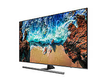 Телевизор Samsung UE55NU8072 (4K UHD Resolution, PQI 2600Hz, Flat Panel, Tizen 4.0, DVB-C/T2/S2 ), фото 3