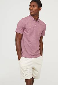 Поло H&M Slim Fit XL