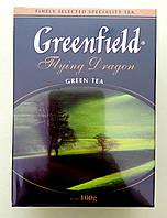 Чай Greenfield Flying Dragon 100 г зеленый, фото 1