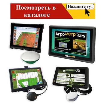 Сільськогосподарська технологія на основі GPS
