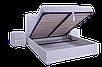 Мягкая кровать Каролина ZEVS-M, фото 8