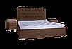 Мягкая кровать Каролина ZEVS-M, фото 4