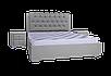 Мягкая кровать Каролина ZEVS-M, фото 3
