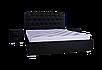 Мягкая кровать Каролина ZEVS-M, фото 5