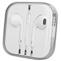 Наушники Apple Earpods 6S High Copy (Блистер)