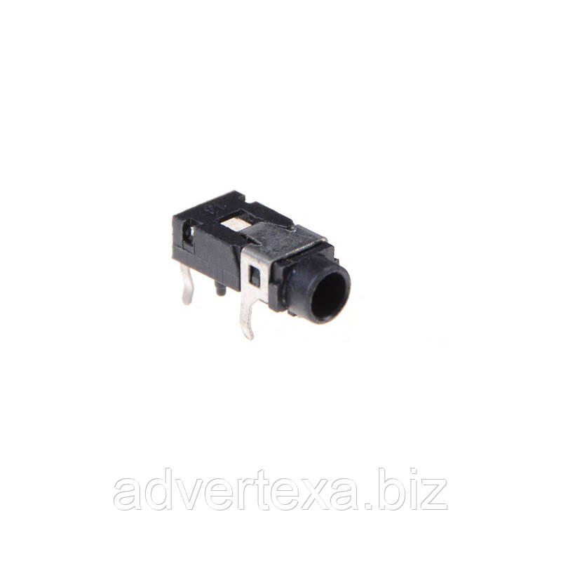 3 Pin 3.5 мм Стерео-Разъем мама для пайки на плату