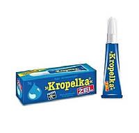 Клей гель KROPELKA POXIPOL 3г/2мл, фото 1