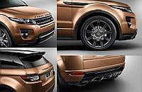 Бампер, крыло, капот, двери оригинал для Range Rover L320/L322/L405/L538