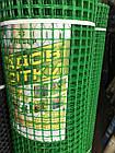 Пластиковая сетка заборная 1,5*20м (25*25мм), фото 4