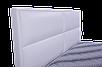 Мягкая кровать Камалия ZEVS-M, фото 6