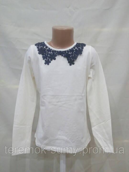 Блуза школьная для девочки размер 140-146-152-158 Турция - Интернет- 761deb0f5b7ca
