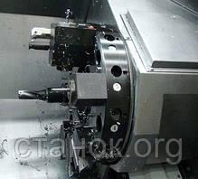 DMTG DL M токарный станок с ЧПУ по металлу с наклонной станиной верстат дмтг дл, фото 3