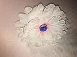 Шикарный ободок американского бренда Childrensplace, молочного цвета, фото 2