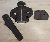 Трикотажный костюм 2 в 1 для девочек, Sincere, 8-16 лет,  № A-6624, фото 1